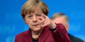 German-Chancellor-Angela-Merkel-secures-33-votes-to-form-a-coalition-government