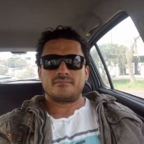 The driver has been identified locally as Giovanni Oliveira Fornari, 41, from Ponta Grossa in the state of Parana, according to Brazilian media